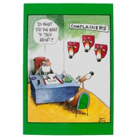 Complainers Christmas Card