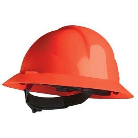 A-Safe Navy Blue Full Brim Safety Hat