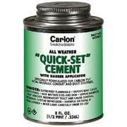 CARLON CLEAR CEMENT 1/2 PT, VC9984