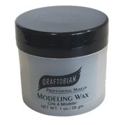 Graftobian Modeling Wax - Blood (1 oz)