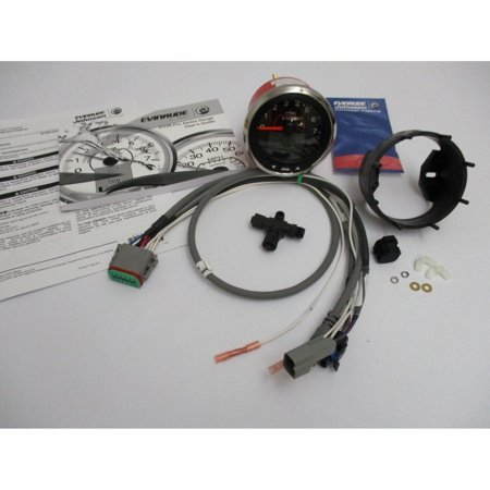 Evinrude Etec New Icon Tach Pro Tachometer Kit 4