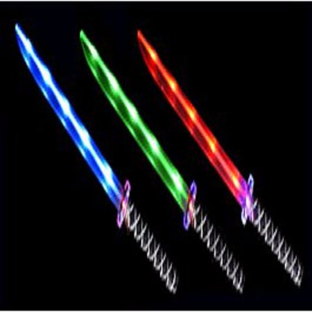 LED Ninja Sword Assorted - Ninja Weapons