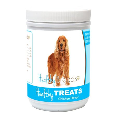 Cocker Spaniel Treat - English Cocker Spaniel Healthy Soft Chewy Dog Treats