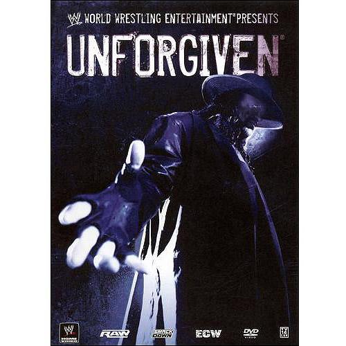 WWE: Unforgiven 2007 (Full Frame)