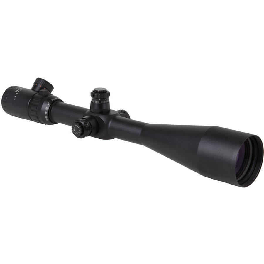 Sightmark Triple Duty 10-40x56 Rifle Scope by Sightmark