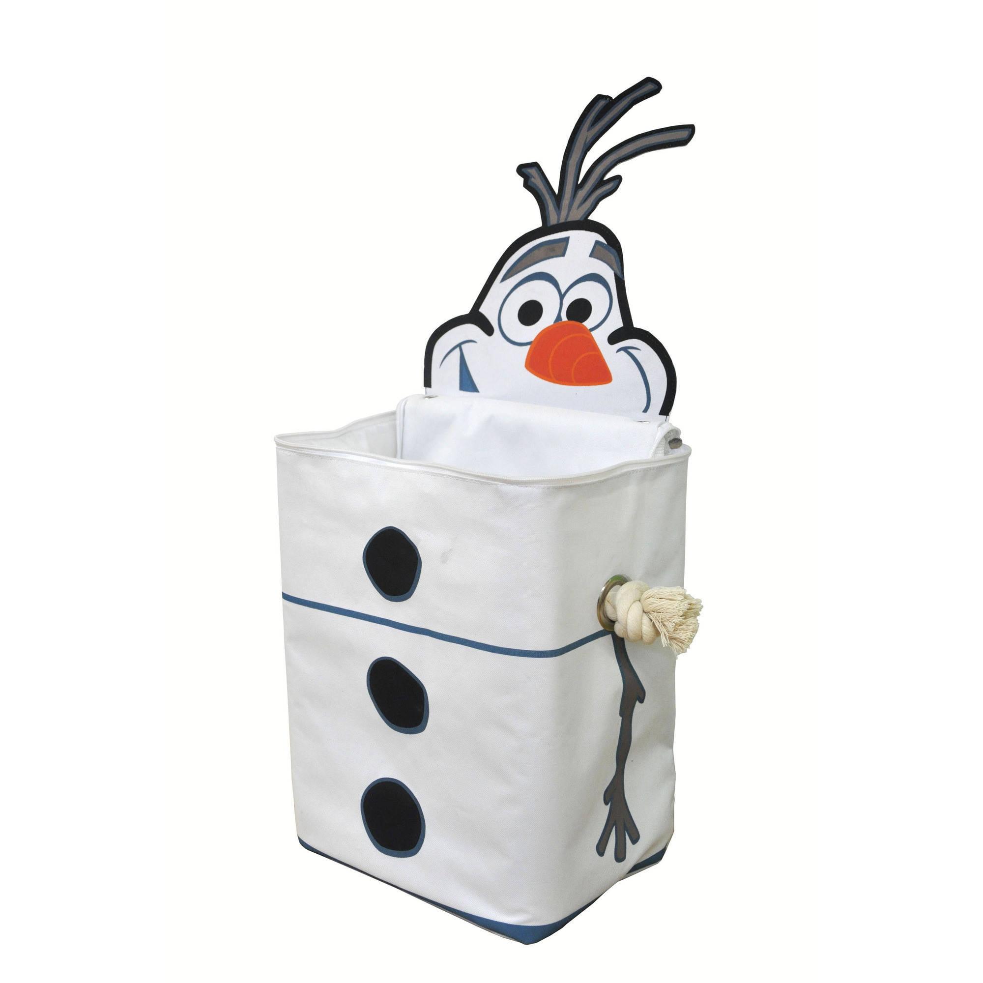 Dinsey Frozen Olaf Figural Storage Bin by Idea Nuova