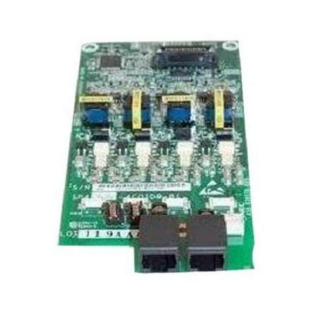 4 ports CO Line Board - 4 Ports Co Line Board