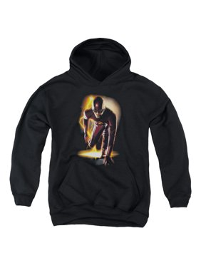 The Flash Ready Big Boys Pullover Hoodie