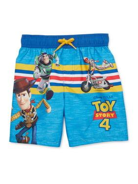 Toy Story Baby Toddler Boy Swim Trunks
