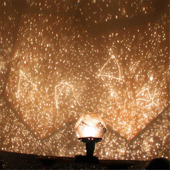 Fantasy Sky Macp Astro Star Laser Projector DIY Bedroom Romantic - Laser lights for bedroom