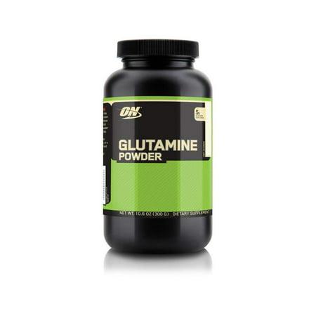 Optimum Nutrition Glutamine Powder, 58 (Ultimate Nutrition Glutamine Powder)