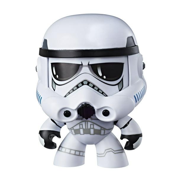 Star Wars Mighty Muggs Disney Hasbro Stormtrooper Nuovo con Scatola WAVE 3 numero 13