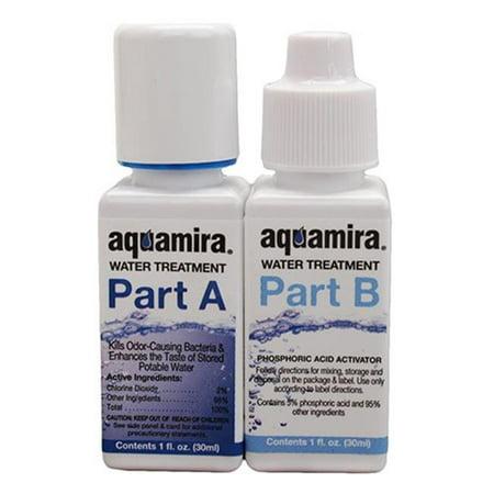 Commercial Water Distributing AQUAMIRA-67200 1 oz Water Treatment Drops