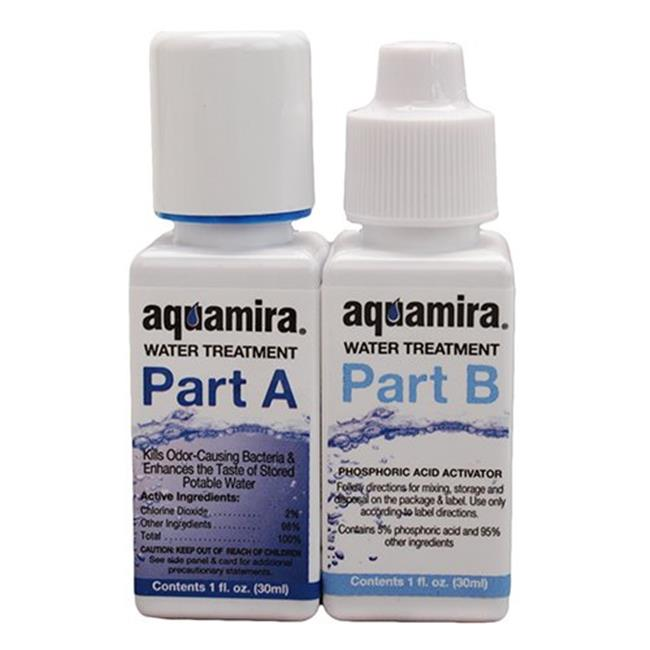 Commercial Water Distributing AQUAMIRA-67200 1 oz Water Treatment Drops