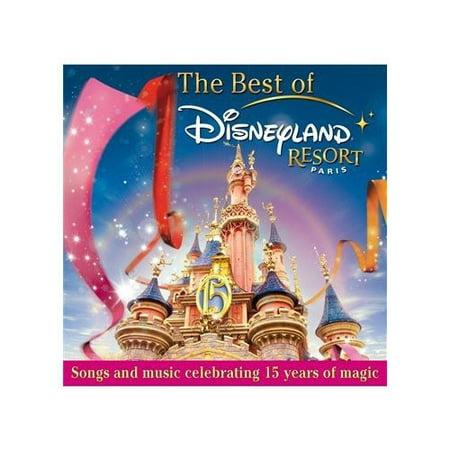 Best of Disneyland Resort Paris (CD) - Disneyland Halloween Music