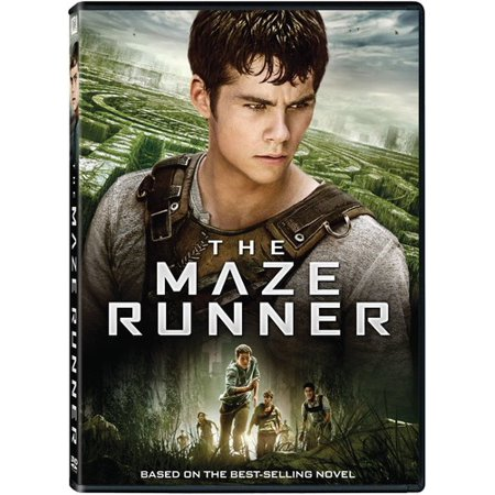 The Maze Runner (DVD) (Description Of Thomas From The Maze Runner)