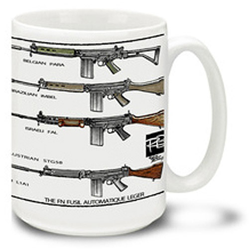 Cuppa 15-Ounce Coffee Mug with FALs