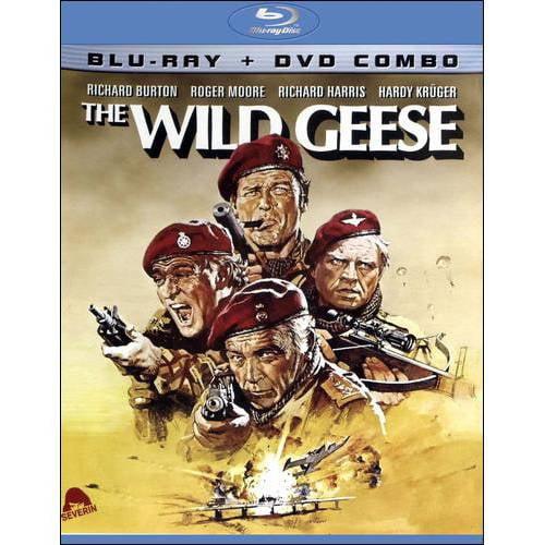 The Wild Geese (Blu-ray + DVD)