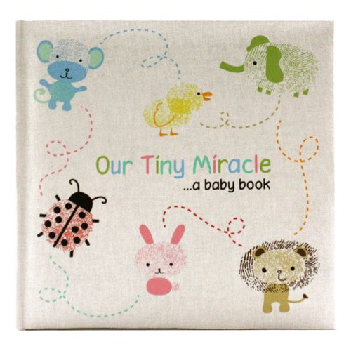 Fetco Home Decor Bambino Our Tiny Miracle Picture Album