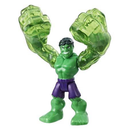 Playskool Heroes Marvel Super Hero Adventures Gamma Fist