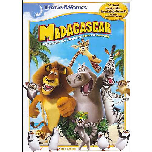 Madagascar (Widescreen)