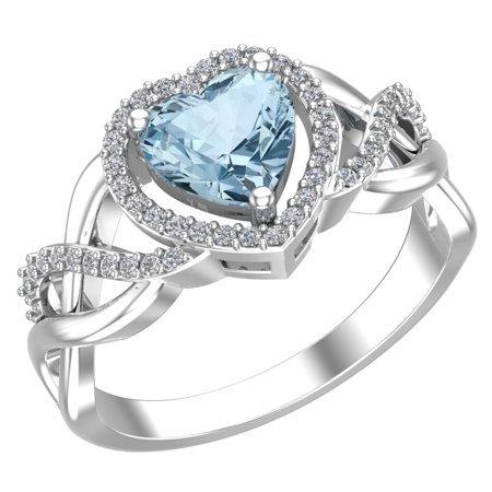 ct round white watch hqdefault diamond ring topaz blue light sky cut cushion gold rings