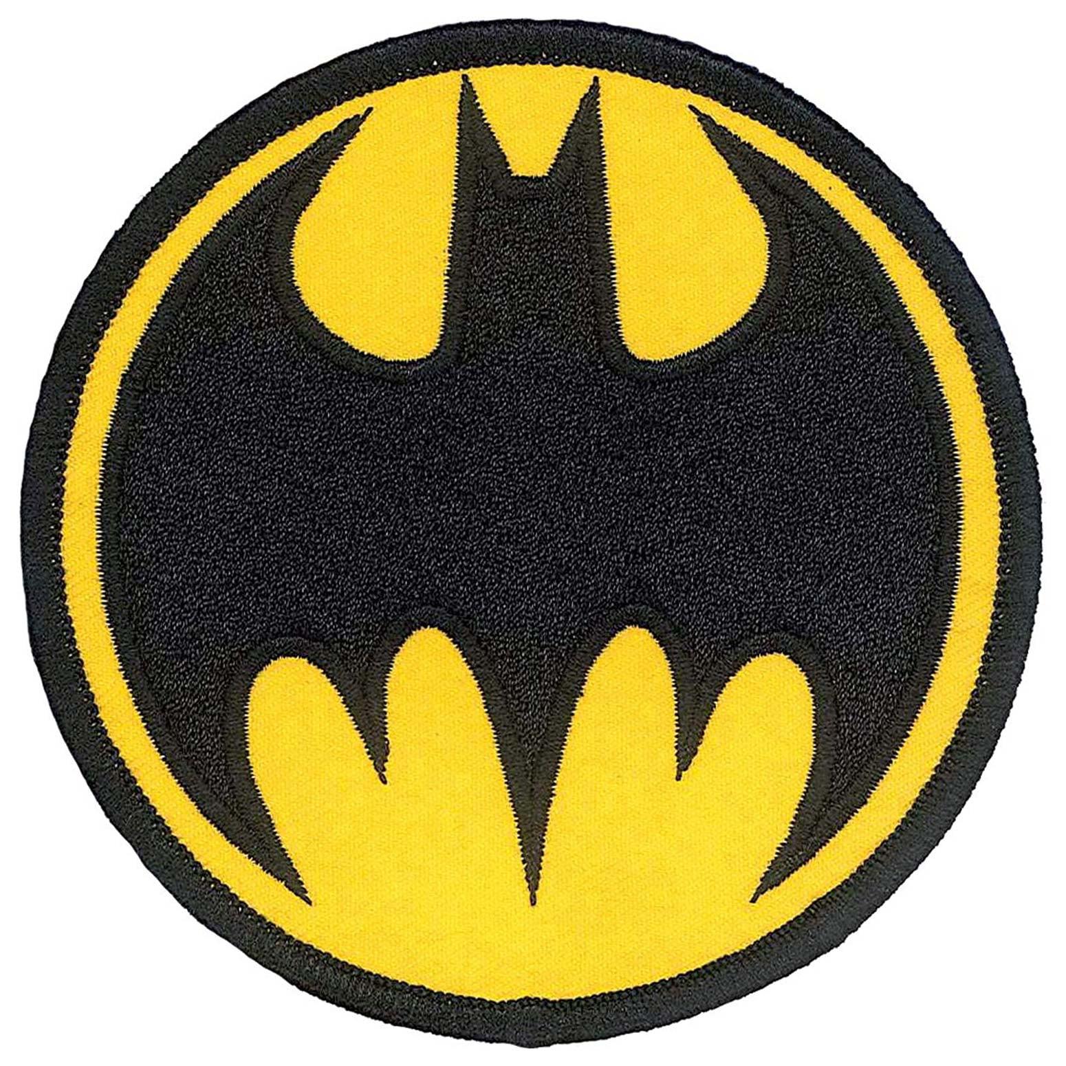 Batman Iron On Patch