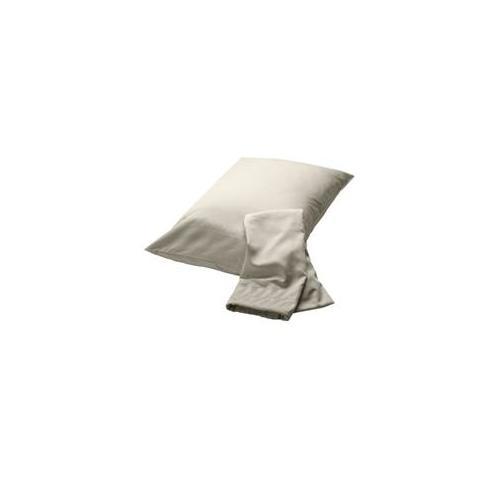 BedVoyage Rayon from Bamboo King Pillowcase Set in Ivory