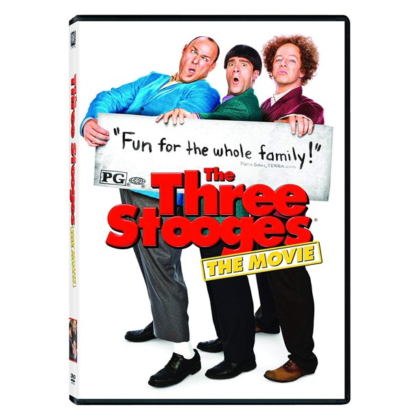 The Three Stooges: The Movie By Will Sasso Actor Sean ...
