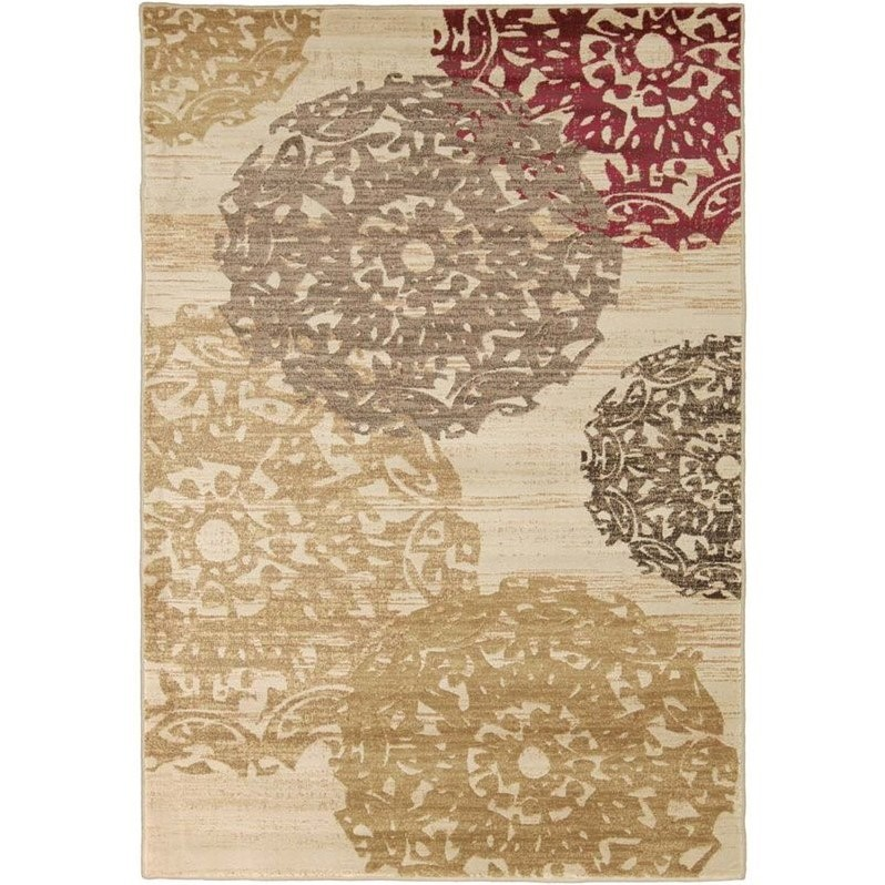 Surya RLY5051 Riley Power Loomed 100% Polypropylene Rug