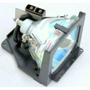 Sanyo PLC-XU22 Projector Housing with Genuine Original OEM Bulb