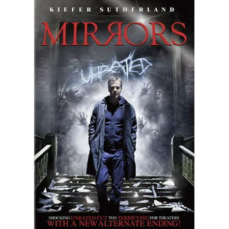 Mirrors (DVD) - Paula Patton Halloween