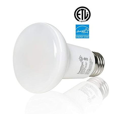 LED Light Bulb - BR20, 7W (40W Equivalent), Daylight Glow Light Bulbs (4000K), E26, Wide Flood 110° Beam Angle, Dimmable, ETL, Energy Star, 1 Pack](Glow In The Dark Light Bulb)