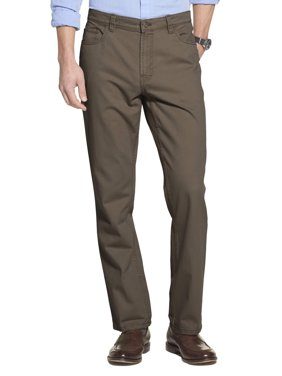 Arrow Men's Big and Tall 5 Pocket Twill Pant