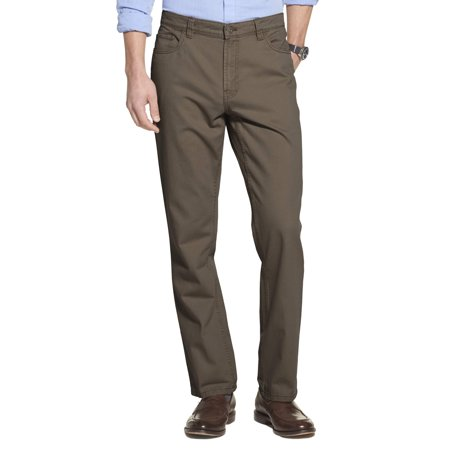 Men's Big and Tall 5 Pocket Twill Pant Big And Tall Mens Pants
