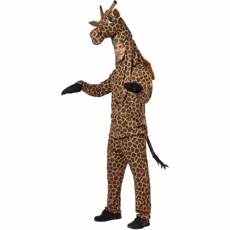 GIRAFFE ADULT - Zombie Halloween Costume Uk