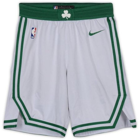 Kyrie Irving Boston Celtics Game-Used #11 White Shorts from the 2018-19 NBA Season - Size 40 - Fanatics Authentic Certified