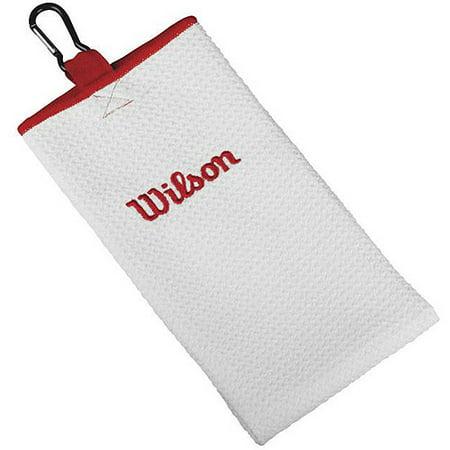 Wilson Microfiber Golf Towel