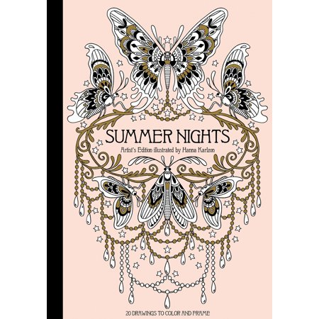Summer Nights Artist's Edition : Published in Sweden as