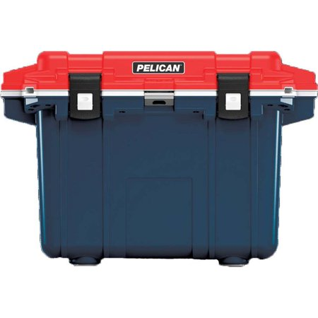 Pelican ProGear 50QT IM Elite Cooler - Americana (Blue/Red/White)