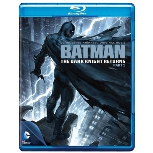 Batman: The Dark Knight Returns, Part 1 (Blu-ray + DVD) (With INSTAWATCH) (Anamorphic Widescreen)