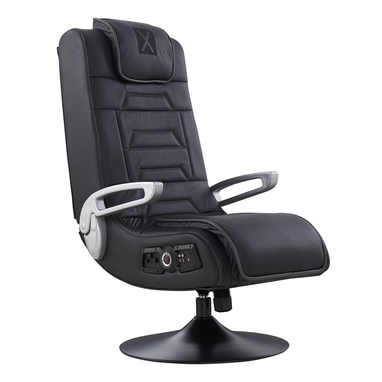 X Rocker 4.1 Pro Series Pedestal Wireless Video Gaming Chair Black  sc 1 st  Walmart & X Rocker 4.1 Pro Series Pedestal Wireless Video Gaming Chair Black ...