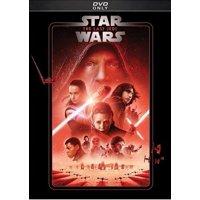 Star Wars: Episode VIII: The Last Jedi (DVD)
