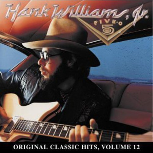 Hank Williams Jr. - Five-O [CD]