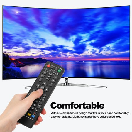Universal DVB-T2 Set-Top Box Remote Control Wireless Smart