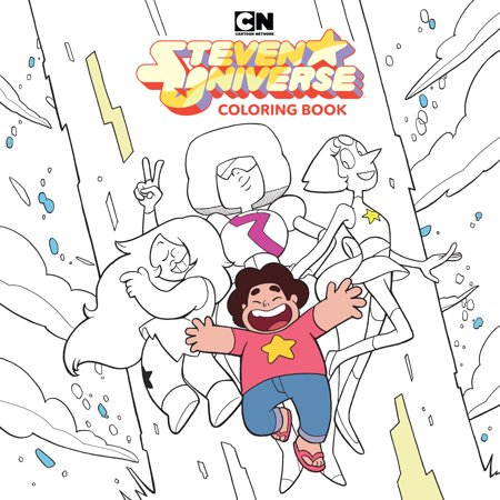 Steven Universe Adult Coloring Book Volume 1