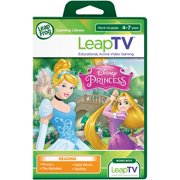 LeapFrog LeapTV: Disney Princess Educational, Active Video Game