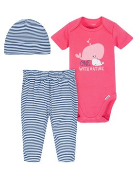f159f8671593 Baby Girls Outfit Sets - Walmart.com