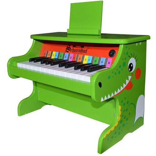 Schoenhut Alligator Piano