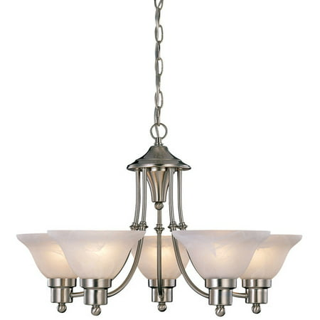 Hardware House Bristol 5 Light Mini Chandelier